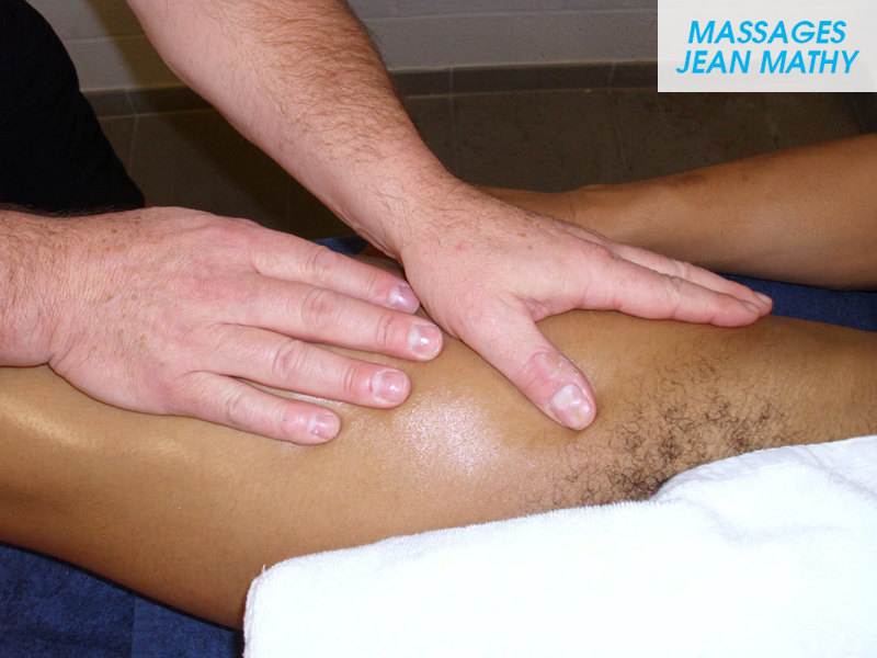 Jean Mathy - Massage Relaxant / Viscéral